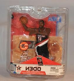 2007 McFarlane NBA Series 14 Greg Oden #52 Portland Trail Bl