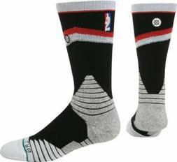 $26 Stance NBA Core Crew Portland Trail Blazers Black Large