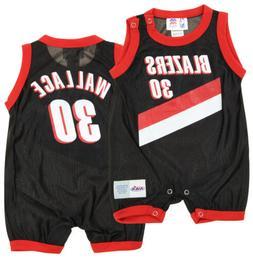 NBA Infant Portland Trail Blazers Rasheed Wallace #30 Retro
