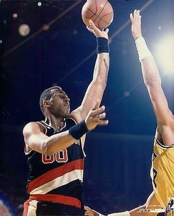 Kevin Duckworth Portland Trail Blazers Licensed Unsigned Glo