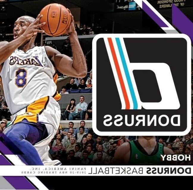 2019 20 panini donruss basketball base cards