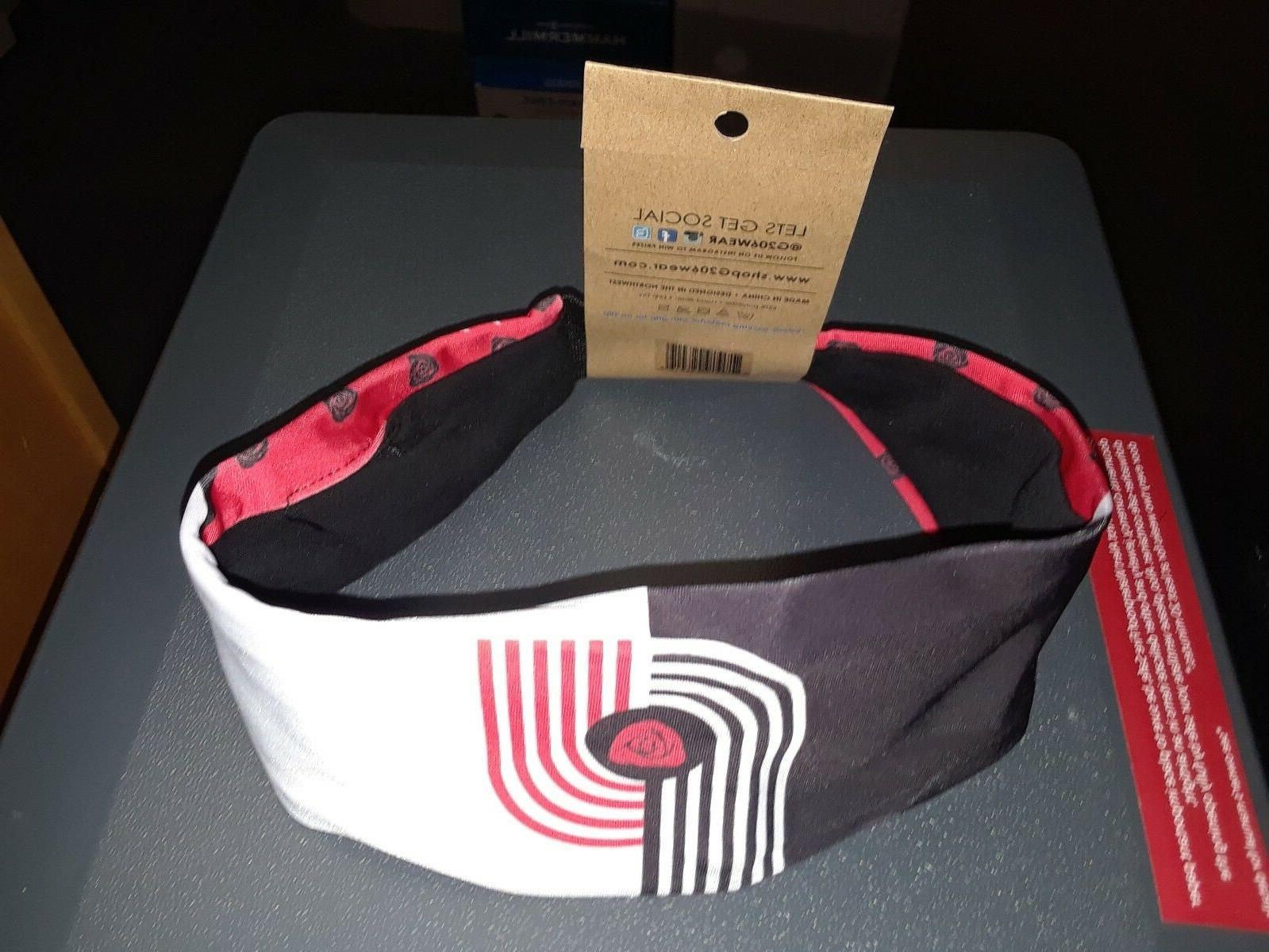 headband workout portland trailblazers 206 g wear