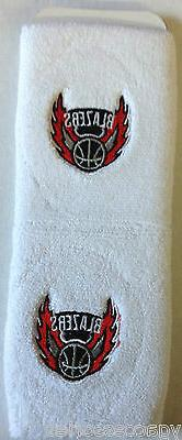 NBA Portland Trail Blazers Reebok Wristband NEW!