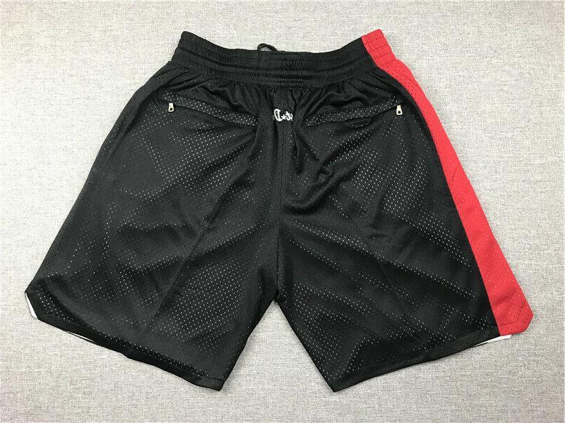 New Portland Blazers big LOGO DON black