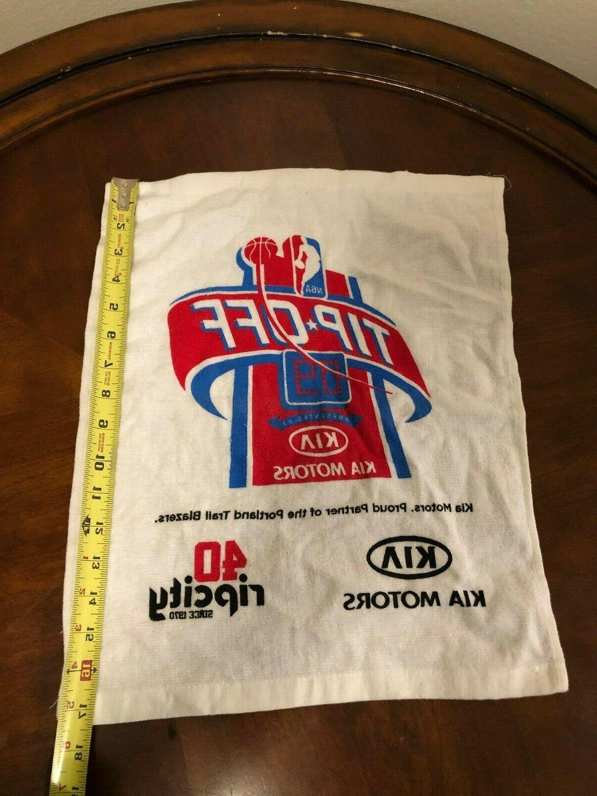 Portland Trail Blazers 40th Anniversary Rally Tip