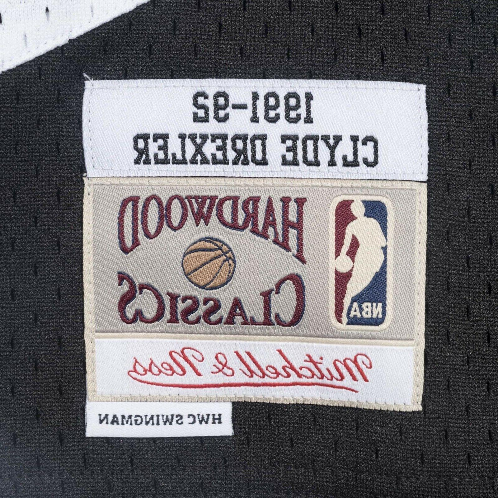 Portland Trail Drexler Mitchell & Ness 1991-92