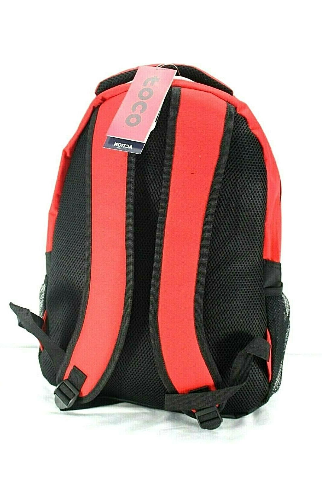 Backpack Red FOCO