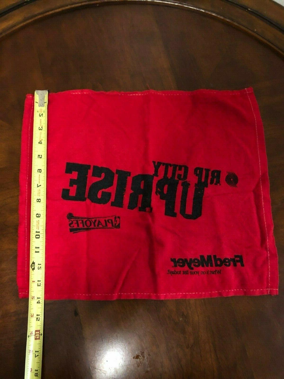 Portland Trail City Uprise Towel NBA