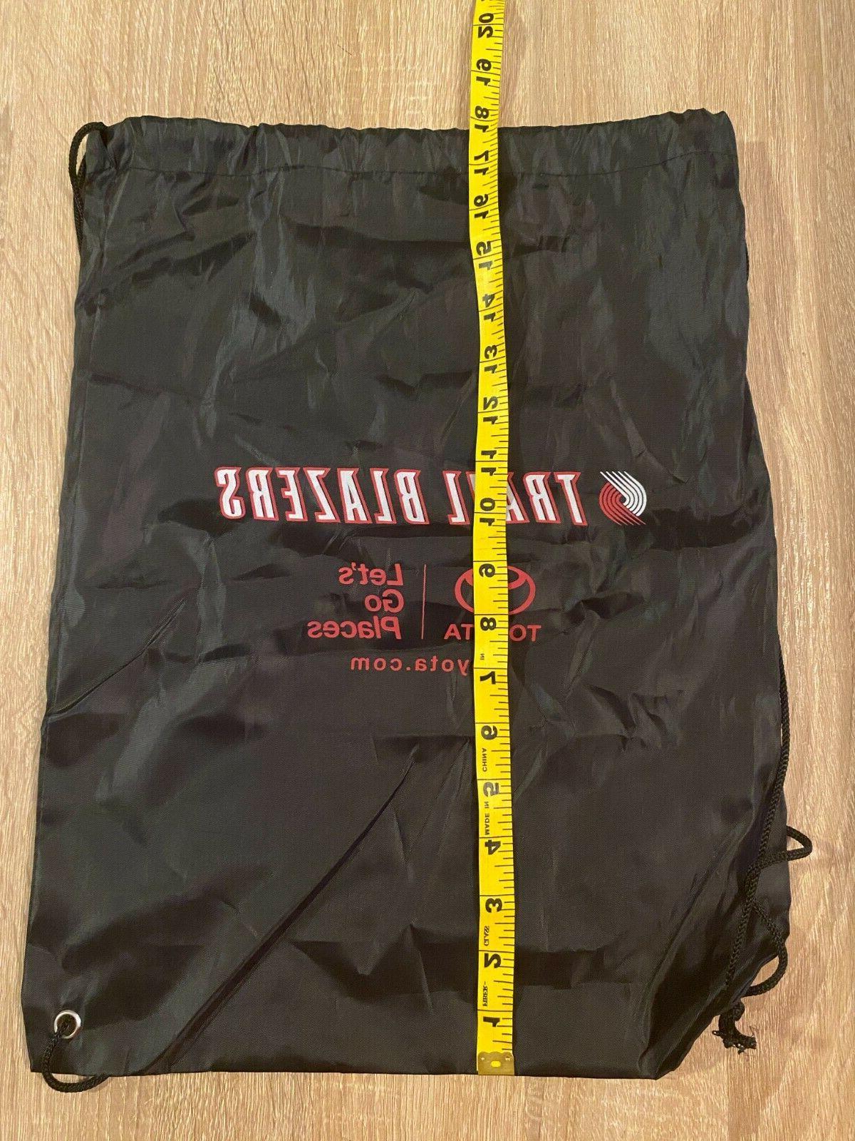 Portland String Drawstring Bag NBA Back Toyota NEW