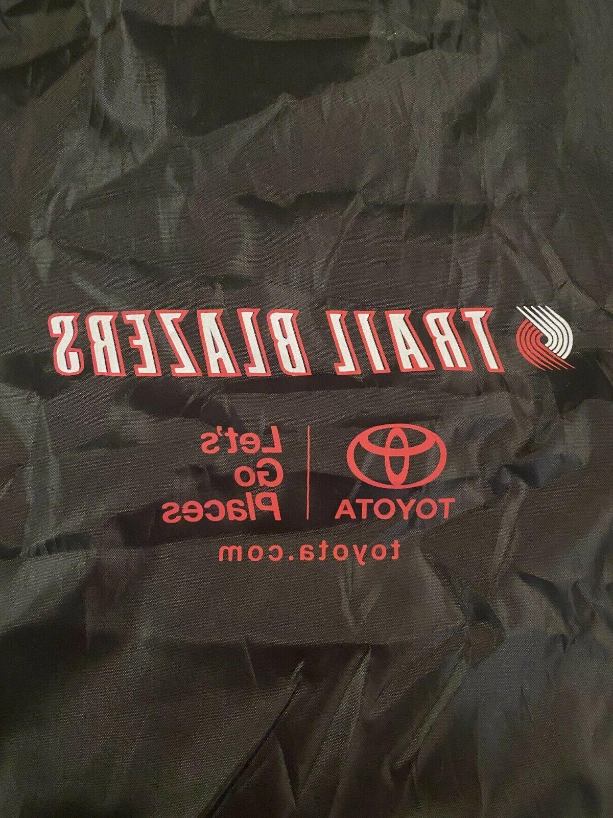 Portland Drawstring Bag NBA Back