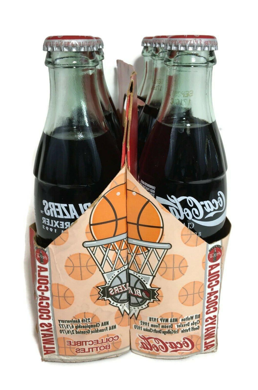 Vintage PORTLAND TRAIL BLAZERS Coca-Cola Clyde Drexler Dream Team