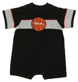 NBA Baby Boys Infant Newborn Portland Trail Blazers  Retro R
