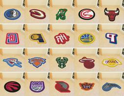 NBA Mascot Mat Area Rugs Choose Your Team