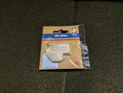 NBA Portland Trail Blazers 50th Anniversary Gold Lapel Pin