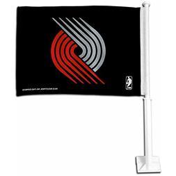Official NBA Portland Trail Blazers Car Flag 317300