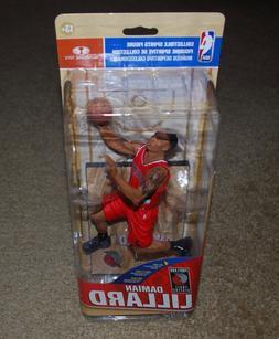 MCFARLANE TOYS NBA PORTLAND TRAIL BLAZERS DAMIAN LILLARD CHA