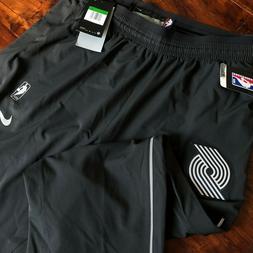 nba portland trail blazers pe team issued