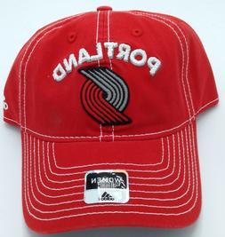 NBA Portland Trail Blazers Adidas Womens Buckle Back Cap Hat