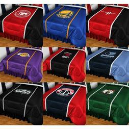 nEw NBA BASKETBALL COMFORTER - Sports League Team Logo Beddi