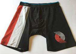 New Stance Men's Portland Trail Blazers Boxer Brief Underwea