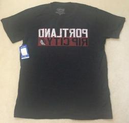 NEW NBA Damian Lilliard Portland Trail Blazers Jersey T Shir