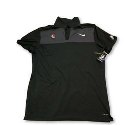 New NWT Portland Trail Blazers Nike Dri-Fit Coaches Size XXL