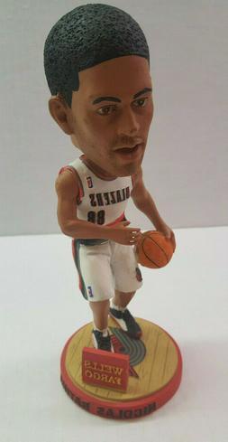 Nicolas Batum Bobblehead Portland Trail Blazers NBA Basketba