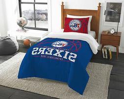 Northwest Co. NBA Reverse Slam 2 Piece Twin Comforter Set