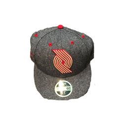 NWT Portland Trail Blazers New Era Low Profile Fitted Hat Ca