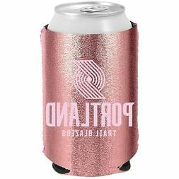 Portland Trail Blazers 12oz. Rose Gold Can Cooler