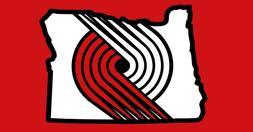 Portland Trail Blazers' Basketball Poster Paper 24x36