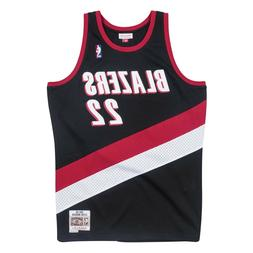 Portland Trail Blazers Clyde Drexler Mitchell & Ness 1991-92