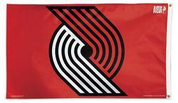 PORTLAND TRAIL BLAZERS Huge 3'x5' Official NBA Basketball Te