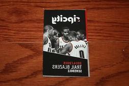 Portland Trail Blazers - NBA Basketball - 2014-15 - Pocket S