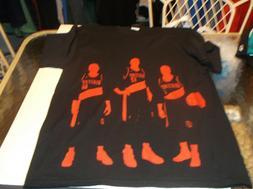 Portland Trail Blazers NBA Team apparel UNK  shirt  L