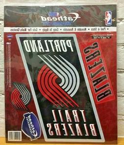 Portland Trail Blazers NBA Fathead Teammates Peel & Stick Wa