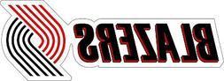 Portland Trail Blazers NBABasketball Bumper sticker wall dec