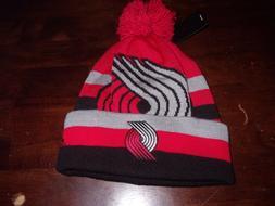 Portland Trail Blazers NEW mens toboggan NBA winter clothes