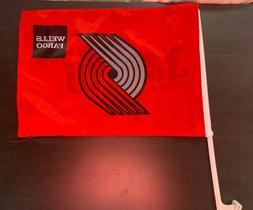 Portland Trail Blazers Playoffs Car Flag Rip City Uprise 201
