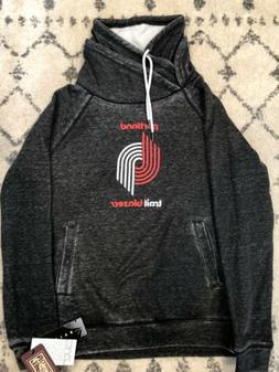 Portland Trail Blazers Touch Active Alyssa Milano NBA Hoodie