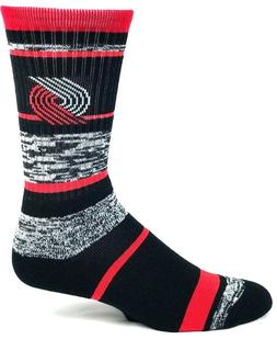 Portland Trailblazers NBA Basketball Black Red 504 Quad Blen