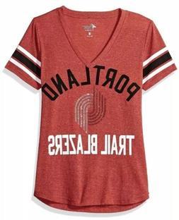 Portland Trailblazers Shirt Size Women's Small Jersey T-sh