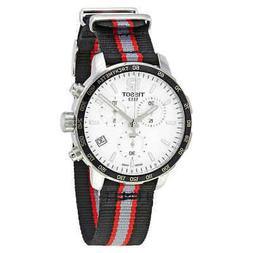 Tissot Quickster Portland Trail Blazers Chronograph Men's Wa