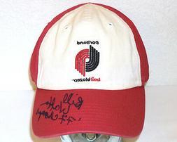 "BILL WALTON Signed Portland ""Trail Blazers"" Cap - JSA  COA"