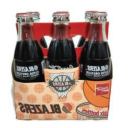 vintage portland trail blazers coca cola coke
