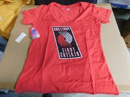 Women's NBA PORTLAND TRAILBLAZERS Gameday T-Shirt -MED